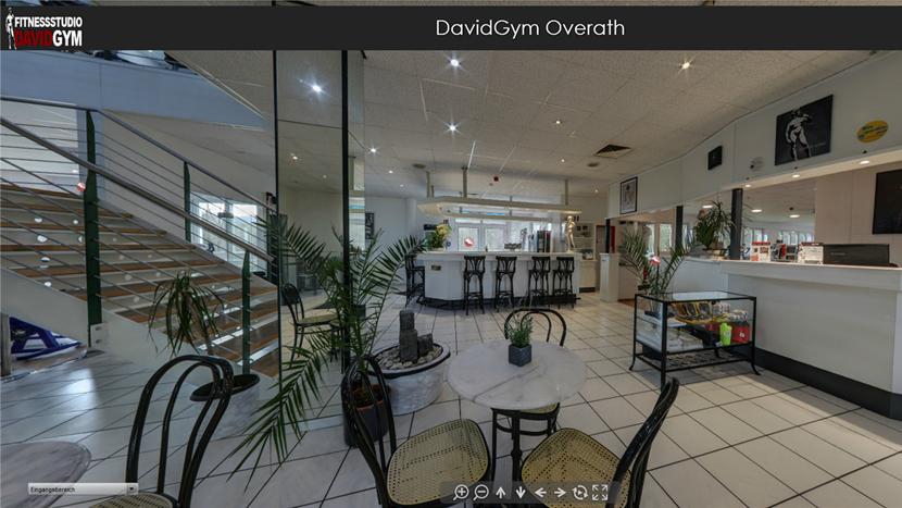 Fitnessstudio DavidGym Overath