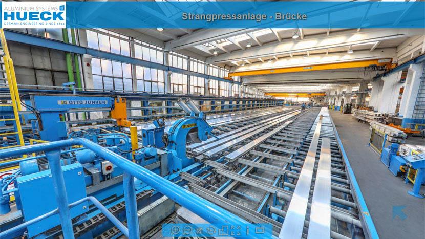 HUECK Aluminium Systems